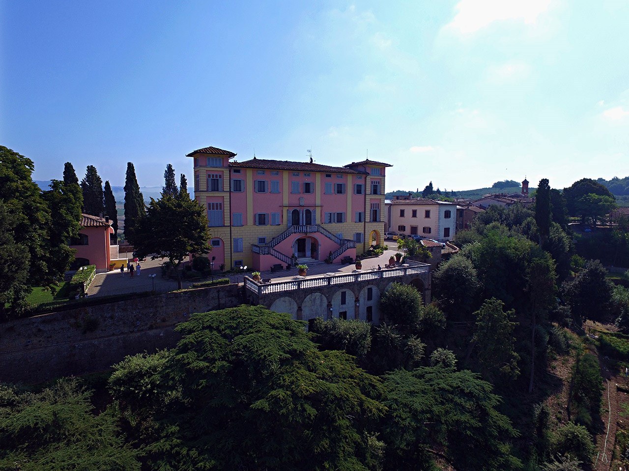 Villa Lecchi Residenza D'Epoca