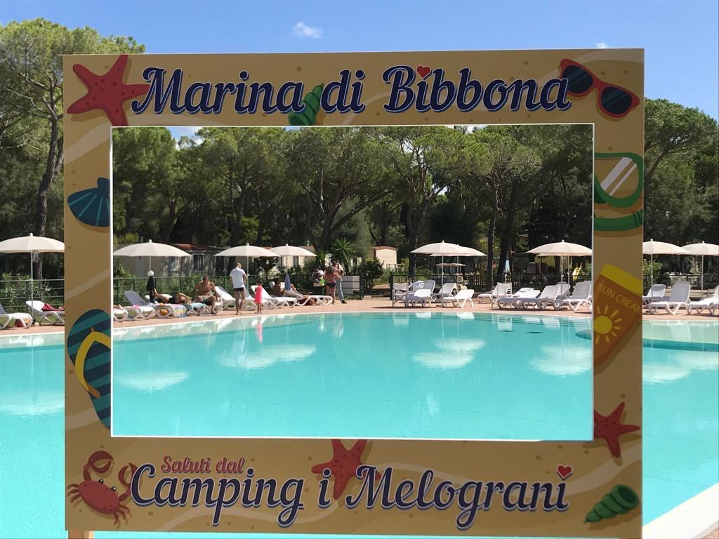 Camping I Melograni